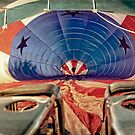 Pre-flight Check on Hot Air Balloon by doorfrontphotos