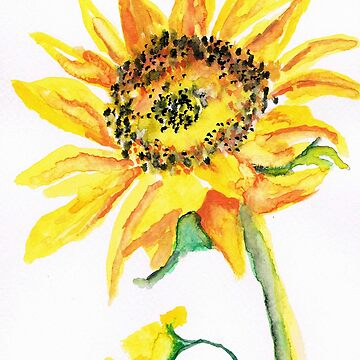 Sunflower by Happyart