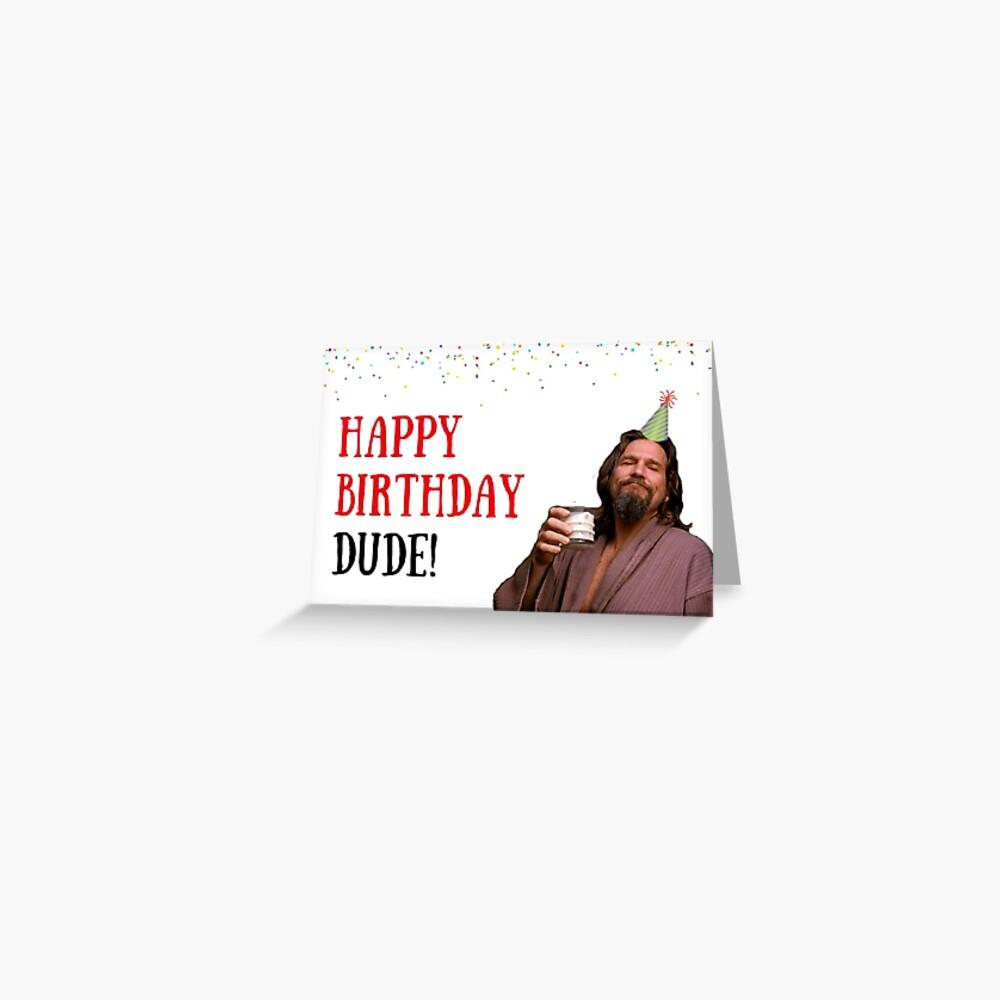 Herzlichen Glückwunsch zum Geburtstag, Meme-Grußkarten Grußkarte