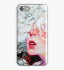 White Roses iPhone Case/Skin
