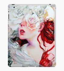 White Roses iPad Case/Skin
