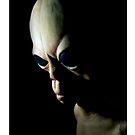 Alien by doorfrontphotos