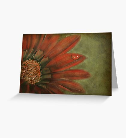 La Fleur Greeting Card