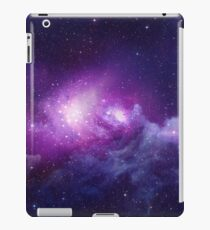 Purple Galaxy iPad Case/Skin