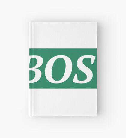 YITBOS Block - Green Hardcover Journal
