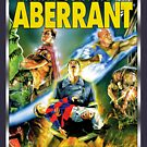 Cover Art: Aberrant by TheOnyxPath