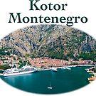 Kotor, Montenegro by Rae Tucker
