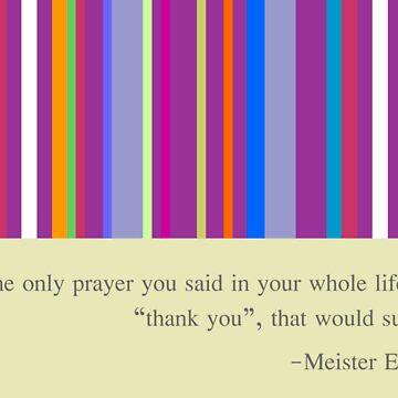 Gratitude by sahelizabeth