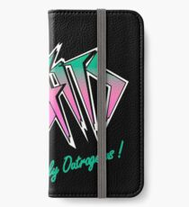 THE MISFITS (JEM´S RIVAL) iPhone Wallet/Case/Skin