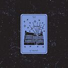 Tarot Card - VI of Swords by Sydney Koffler
