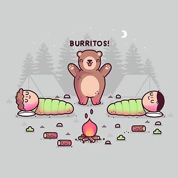 Burritos! by Randyotter