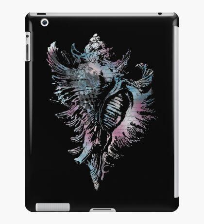 Seashell Elaborated iPad Case/Skin