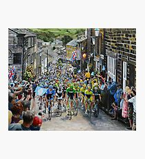 Climb through Haworth Photographic Print
