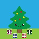 Christmas Tree by Tjaša Rome