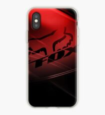 Red Fox Logo iPhone Case