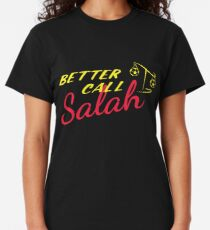 Better Call... Mohamed Salah From Liverpool FC Classic T-Shirt