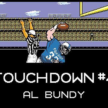 Tecmo Bundy by TedDastickJr