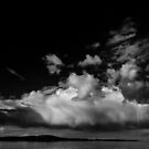 Clouds gathering over Lake Inari by AntSmith