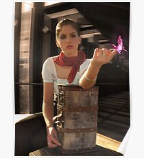 Frock Paper Scissors -photo 3 Poster
