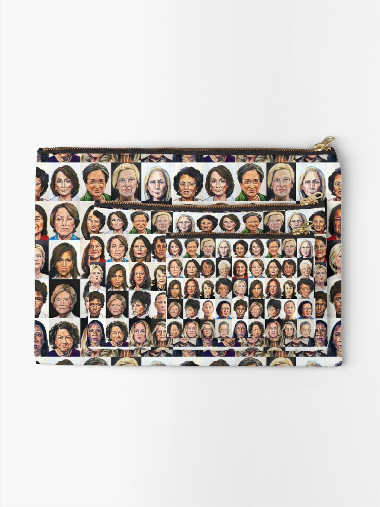 Alternate view of Sheroes 2.0 Zipper Pouch