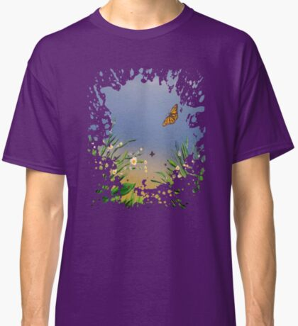 Butterfly Peace Classic T-Shirt