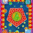Four Elements Mandala by CaptSnowflake