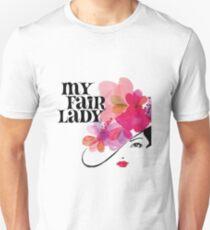 Camiseta ajustada Mi bella dama musical