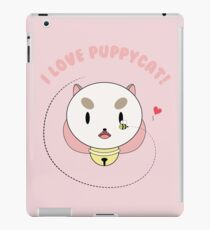 I love Puppycat! iPad Case/Skin