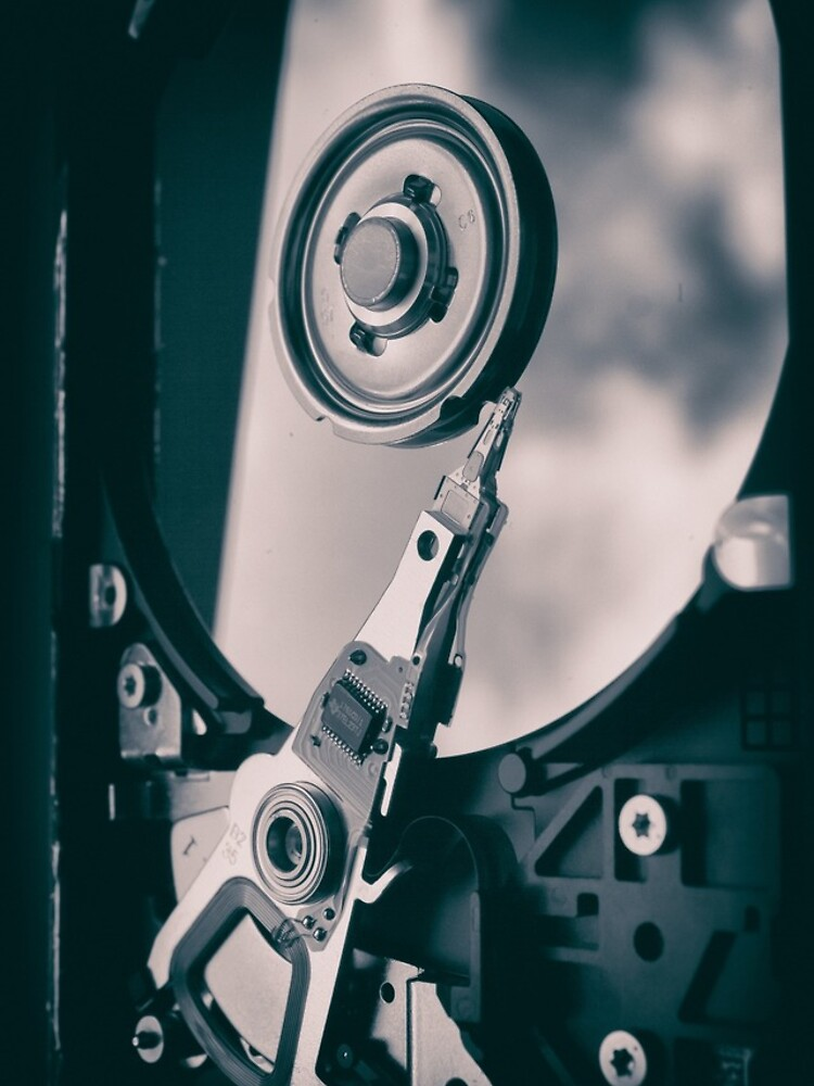 PC Hard Disk  by LetShirtSay