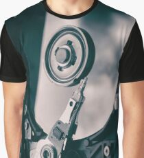 PC Hard Disk  Graphic T-Shirt