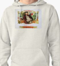 The Judge Vintage Cigars  Pullover Hoodie