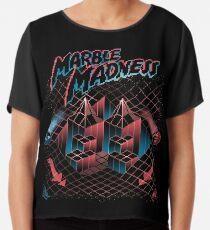 Madness Marbles Chiffon Top