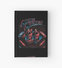 Madness Marbles Hardcover Journal
