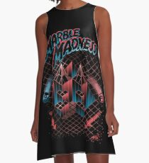 Madness Marbles A-Line Dress