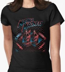 Madness Marbles Women's Fitted T-Shirt