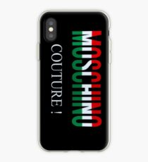 moschino couture iPhone Case