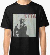 Graffiti art: Etta James Classic T-Shirt