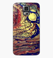 Hurricane Jupiter Abstract Art iPhone and Samsung Galaxy Phone Cover Case/Skin for Samsung Galaxy