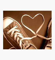 Love Your Shoes Photographic Print