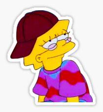 hipster Sticker
