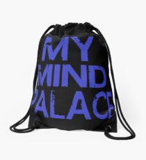 MY MIND PALACE Drawstring Bag