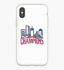 Red Sox 2018 World Series Champions iPhone Case
