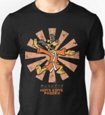 Hong Kong Phooey Retro Japanese Unisex T-Shirt