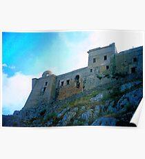 Castle of Santa Caterina, Favignana, Sicily, Italy 2006 Poster