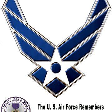 Air Force Remembers  by Spacestuffplus