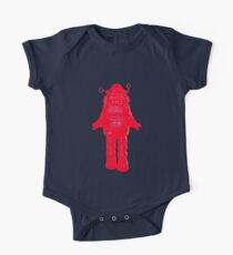 Red Robot Kids Clothes