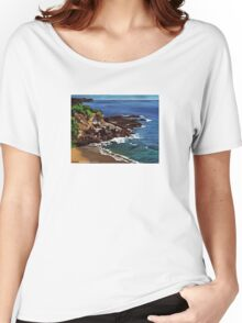 Keyhole Arch En Plein Air Women's Relaxed Fit T-Shirt