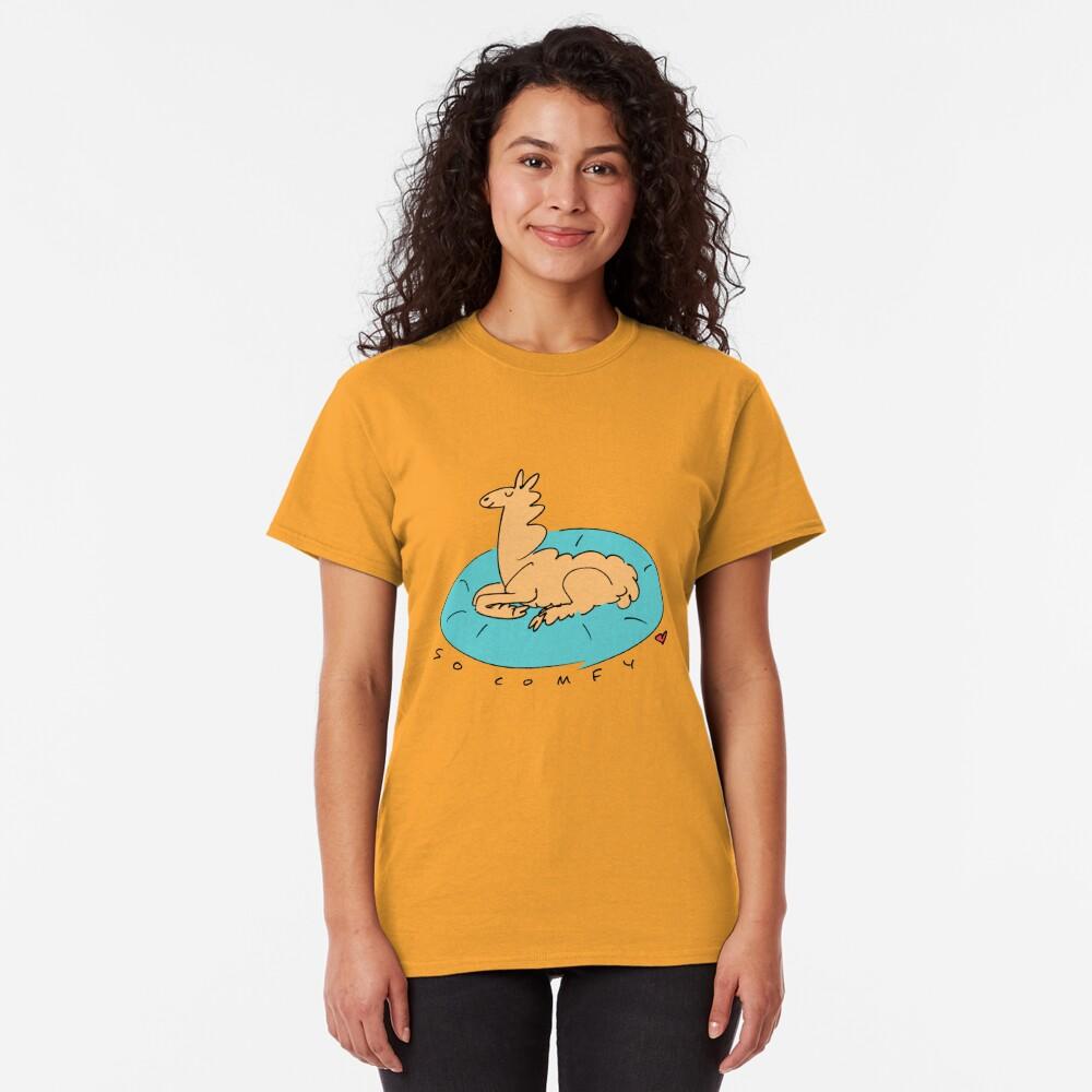 The Comfy Llama Classic T-Shirt