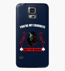 Ace Of Spades Shirt Case/Skin for Samsung Galaxy
