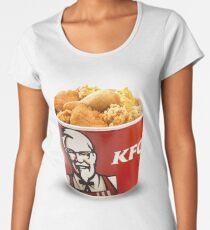 KFC - Bucket Women's Premium T-Shirt